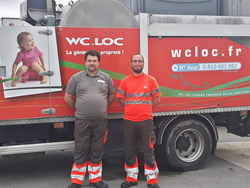 WC Loc Tours