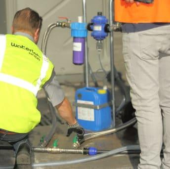 Gérer l'eau sur vos sites avec Waterlab