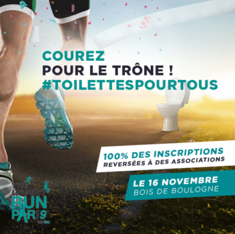WC Loc est partenaire d'Urgent Run Paris